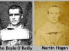 John Boyle O'Reilly and Martin Hogan